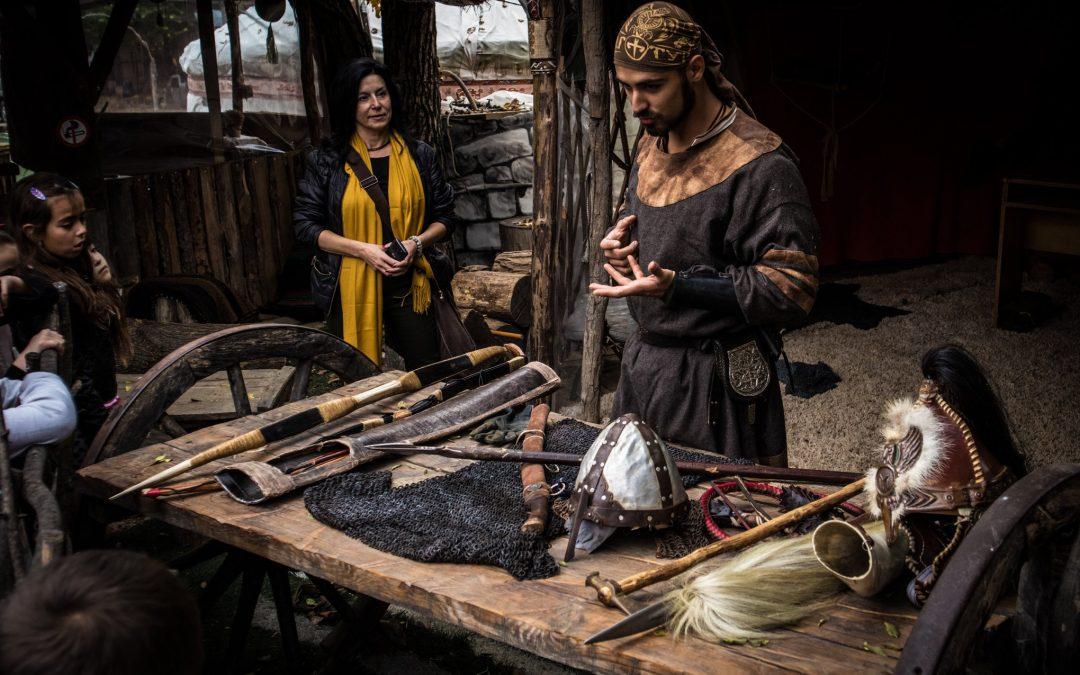 Беседа – въоръжение на прабългарите